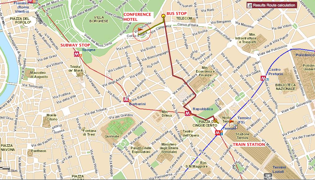 RTSS-map